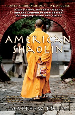 American Shaolin By Polly, Matthew